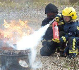 Advanced Fire Fighting