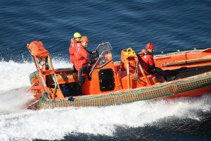 fast Rescue Boat course