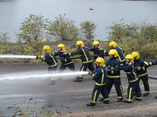 Advanced Fire Fighting course