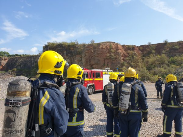 STCW Advanced Fire Fighting