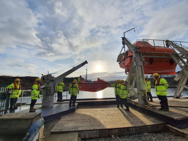 STCW2010 Updated Proficiency in Survival Craft and Rescue Boats