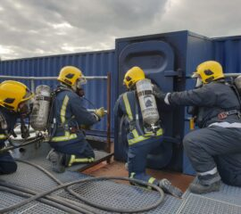 STCW Fire Prevention and Fire Fighting Update Course